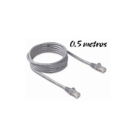 Cable Ethernet 0.5m Cat5e