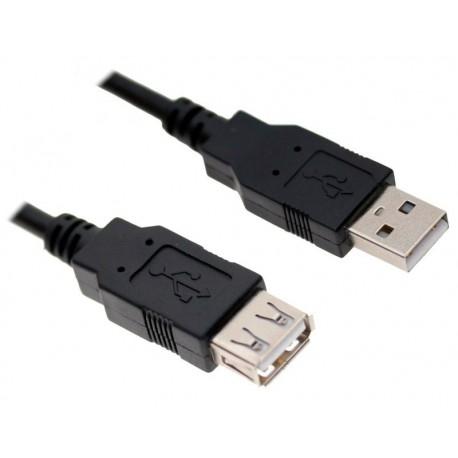 Cable USB 2.0 A/M-A/H 5m BIWOND