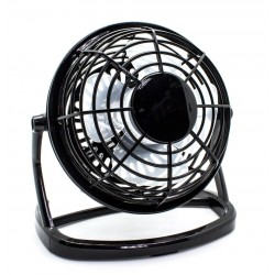 Ventilador Cool PC USB Negro