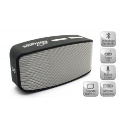 Altavoz Soundplay Wild Bluetooth BIWOND Plata