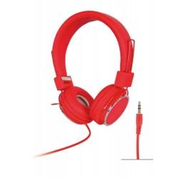 Auriculares estéreo Hi-Fi 595R Rojo Fonestar