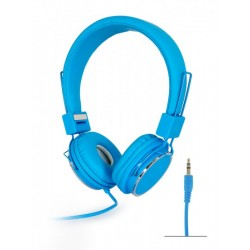 Auriculares estéreo Hi-Fi 595A Azul Fonestar