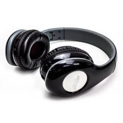 Auricular Estéreo+Micrófono DM-4900 Negro