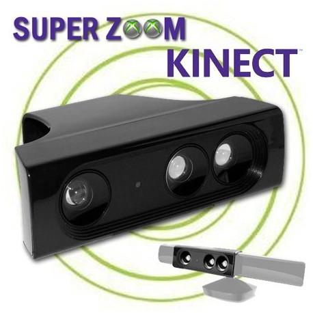 Super Zoom Kinect