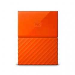 DISCO DURO EXT USB3.0 2.5 2TB WD MY PASSPORT NARANJA