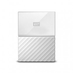 DISCO DURO EXT USB3.0 2.5 2TB WD MY PASSPORT BLANCO