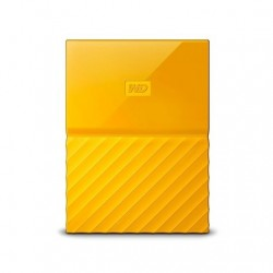 DISCO DURO EXT USB3.0 2.5 1TB WD MY PASSPORT AMARILLO
