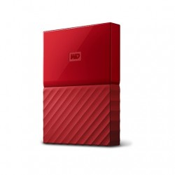 DISCO DURO EXT USB3.0 2.5 1TB WD MY PASSPORT ROJO
