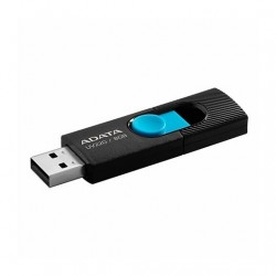 PENDRIVE 8GB USB2.0 ADATA UV220 NEGRO / AZUL