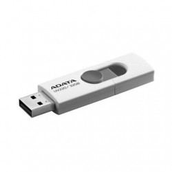 PENDRIVE 32GB USB2.0 ADATA UV220 BLANCO / GRIS