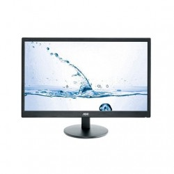 MONITOR LED 23.6 AOC M2470SWH NEGRO