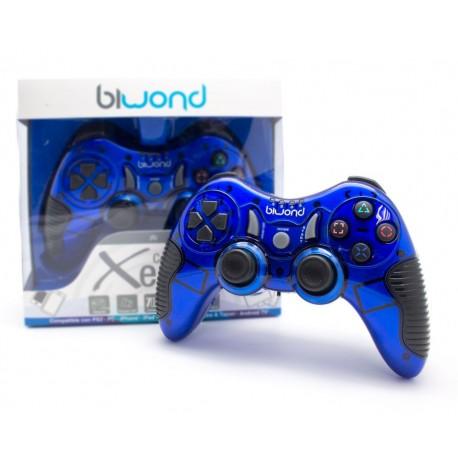 Controller Xeonn 7 en 1 Bluetooth PS3/PC/Android & iOS BIWOND
