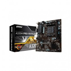 PLACA BASE MSI AM4 A320M PRO-E