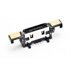 Conector Carga Inferior Mando Wii U