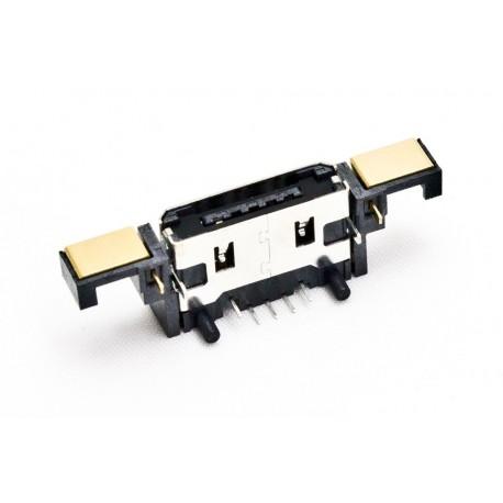 Conector Carga Mando Wii U