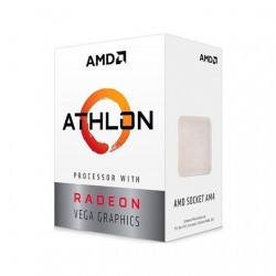 PROCESADOR AMD AM4 ATHLON 200GE 2X3.2GHZ/4MB BOX