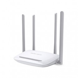 WIRELESS ROUTER N MERCUSYS MW325R BLANCO