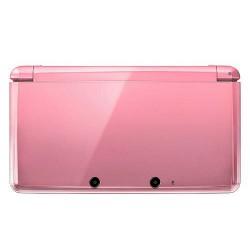 Carcasa Nintendo 3DS Rosa