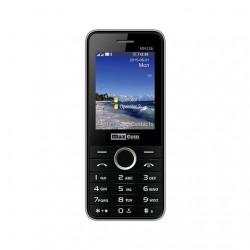 MOVIL SMARTPHONE MAXCOM CLASSIC MM136 NEGRO/PLATA