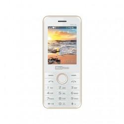 MOVIL SMARTPHONE MAXCOM CLASSIC MM136 BLANCO/DORADO