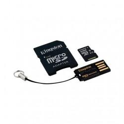 TARJETA DE MEMORIA MICRO SD 64GB KINGSTON CL10 + ADAPT SD+U