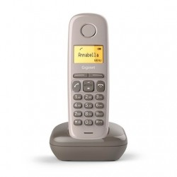 TELEF INALAMBRICO DECT DIGITAL GIGASET A170 MARRON