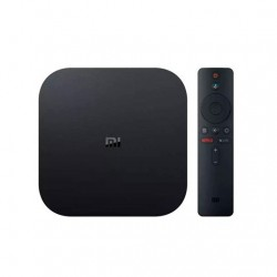 ANDROID TV XIAOMI MI TV BOX S 4K NEGRO