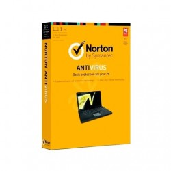 SOFTWARE NORTON ANTIVIRUS BASIC 1.0 ES 1 USER 1 DEVIC