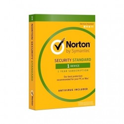 SOFTWARE NORTON SECURITY STANDARD 3.0 ES 1 USER 1 DEV