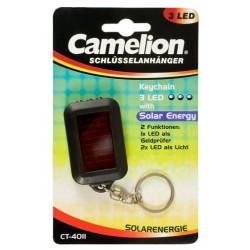 Llavero Solar LED Camelion