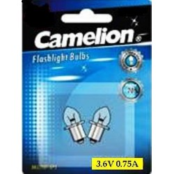 "Bombilla Recambio ""Krypton"" BK3 / 75P Camelion"