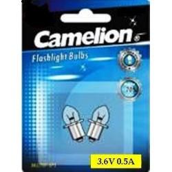 "Bombilla Recambio ""Krypton"" BK3 / 50P Camelion"