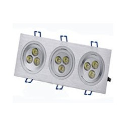 LED 9W LRL203WEL