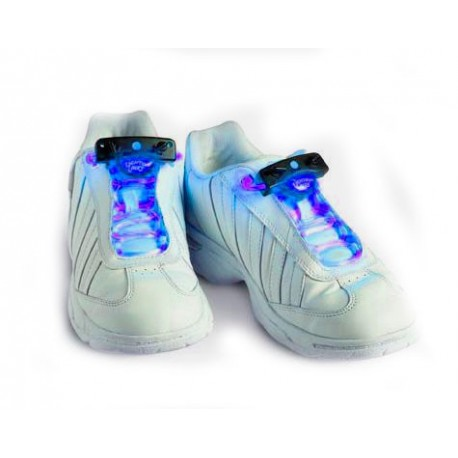 Cordones Luminosos LED Azul