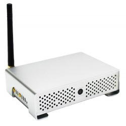 Mini PC Quad Core TV Box DDR3 1GB Android 4.4 BT