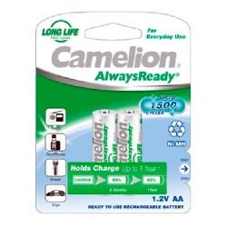 "Recargable ""Always Ready"" AA 800mAh (2 pcs) Camelion"