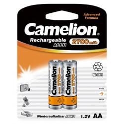 Recargable AA 2700mAh (2 pcs) Camelion