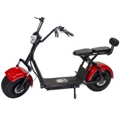 Citycoco (2) 1400W/12Ah Rojo/Negro Moto Eléctrica Last Mille (IV)
