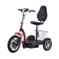 Urban Stroller 1000W/48V/15Ah/Litio Rojo
