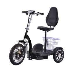 Urban Stroller 1000W/48V/15Ah/Litio Negro