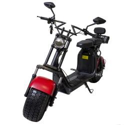 CityCoco Special Edition 2200W/18.2aH (Doble Batería) Rojo Mate
