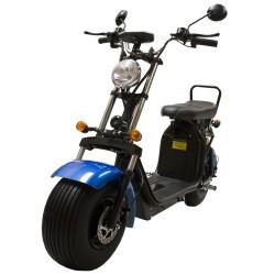 CityCoco Matriculable (II) 1.55KW/20AH (Doble Batería) Azul/Negro