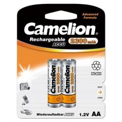 Recargable AA 2300mAh (2 pcs) Camelion