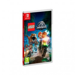 JUEGO NINTENDO SWITCH LEGO JURASSIC WORLD EAN.- 5051893239713 1000746996