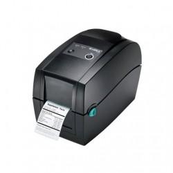 TPV IMPRESORA ETIQUETAS GODEX RT200 USB+ETHERNET+RS232 / ANCHO DE 54mm / 127mm/s RT200