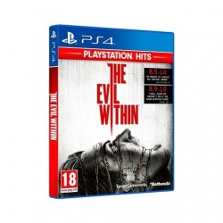 JUEGO SONY PS4 HITS THE EVIL WITHIN EAN.- 5055856425458 EVILHITS