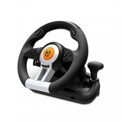 VOLANTE KROM K-WHEEL 2 PEDALES/CAMBIO MARCHAS/12 BOTONES NXKROMKWHL