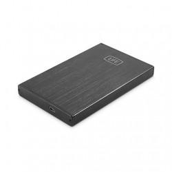 CAJA EXTERNA 2,5 USB2.0 SATA 1LIFE NEGRO CAJA EXTERNA HDD / SSD 1IFEHDVAULT2