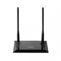 WIRELESS ROUTER 4 EN 1 EDIMAX BR-6428NS V5 4xFAST ETHERNET+1 WAN/2 ANTENAS/WIFI N BR-6428NS V5