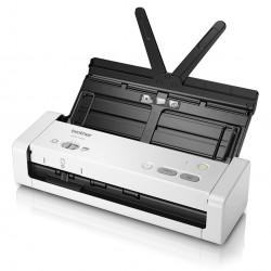 Escaner documental brother ads-1200 compacto departamental